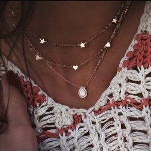 Boho Fashion Layered Necklace
